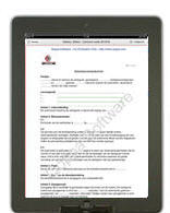 sign PDF page on iPad